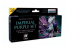 Vallejo Set Fantasy Pro 74104 Set pourpre impérial 8 x 17ml