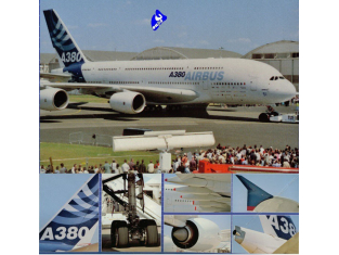 revell maquette avion 4218 airbus a380 premier vol 1/144