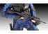 Revell figurine 02805 SWAT Officer 1/16