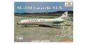 Amodel maquette avion 1479 SUD AVIATION SE-210 CARAVELLE VI-N 1970 1/144