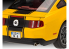 Revell maquette voiture 07046 2010 Ford Mustang GT 1/25