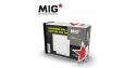 MIG Productions by AK MP72-406 Section de mur standard Add On 1/72
