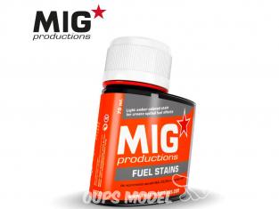 MIG Productions by Ak P700 Effet taches de carburant Enamel 75ml