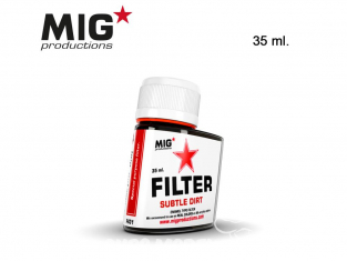 MIG Productions by Ak F431 Filtre saleté subtile Enamel 35ml