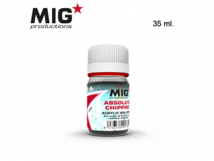 MIG Productions by Ak P250 Ecaillage Absolu - Absolute Chipping Acrylique 35ml