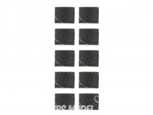 Rota Craft outillage RAB8324/10 bandes medium