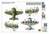 Tiger Model maquette avion Cute TM-102 Nakajima Ki-84 Hayate WWII Japanese Army