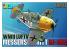 Tiger Model maquette avion Cute TM-103 Messerschmitt BF-109 WWII Luftwaffe
