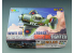 Tiger Model maquette avion Cute TM-105 Supermarine Spitfire WWII Royal Air Force
