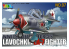 Tiger Model maquette avion Cute TM-107 Lavochkin La-7 WWII Soviet Air Forces