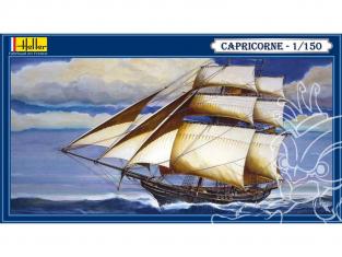 Heller maquette bateau 80831 bricks Capricorne 1/150