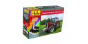 Heller maquette tracteur 57402 MASSEY FERGUSON 2680 inclus peintures principale colle et pinceau 1/24