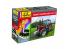 Heller maquette tracteur 57402 inclus peintures principale colle et pinceau