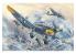 TRUMPETER maquette avion 02424 Bombardier de plongée allemand Ju-87D-5 1/24