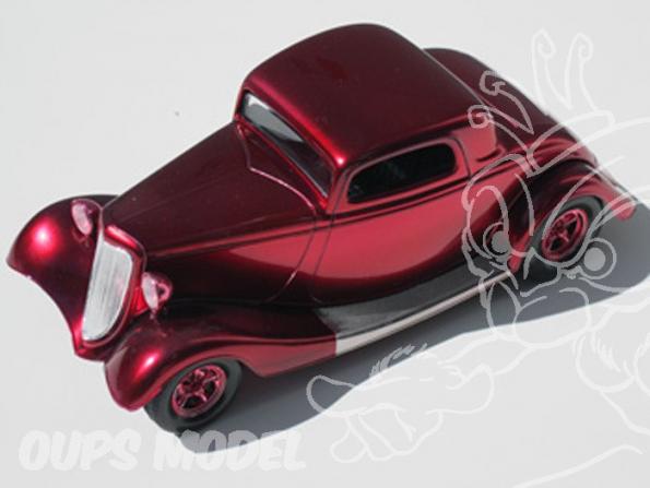 peinture ALCLAD II alc703 Candy Ruby Red Enamel