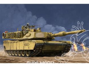 TRUMPETER maquette militaire 00927 Char de combat US M1A2 SEP 1/16