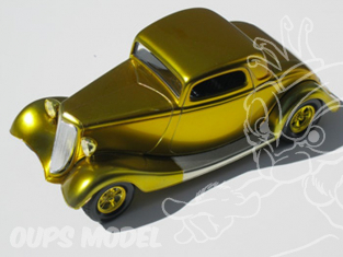 peinture ALCLAD II alc706 Candy Golden Yellow Enamel
