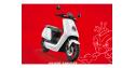 TRUMPETER maquette moto 07305 Maverick Electric Scooter Édition Pré-Peinte (Blanc) 1/12