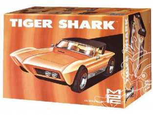 MPC maquette voiture 876 Tiger Shark 1/25