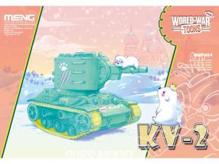 Meng maquette militaire WWP-004 KV-2