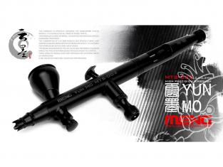 MENG MTS-002 Un aérographe polyvalent pour vous Yun Mo