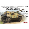 Meng maquette militaire TS-039 Attention,  Jagdpanther! 1/35