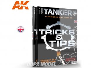 Ak interactive Magazine Tanker AK4838 N°10 Trucs et Astuces en Anglais