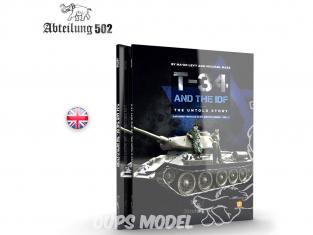 ABTEILUNG502 livre 709 T-34 & IDF (Israel Defense Forces) en Anglais