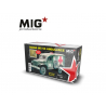 MIG Productions by AK MP48-197 Dodge WC 54 Ambulance 1/48