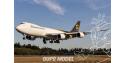 Revell maquette avion 03912 Boeing 747-8F couleurs UPS 1/144