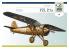 Arma Hobby maquette avion 70008 PZL P.7a Junior Set 1/72