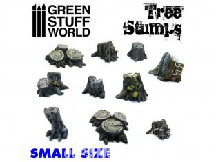 Green Stuff  500448 Pétites Souches d'Arbres