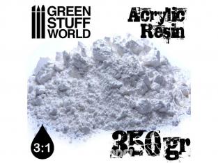 Green Stuff 368457 Résine Acrylique 350gr