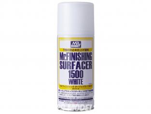 Mr Hobby b529 Bombe Appret blanc Surfacer 1500 68ml