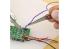 ModelCraft PTW1127 Brucelles pointe droite / Grip fibre (160mm)