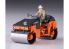 Hasegawa maquette travaux public 66101 Hitachi Construction Machinery rouleau compresseur tandem ZC50T-5 1/35