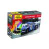 Heller maquette voiture 56745 ALPINE A110 1600 S inclus peintures principale colle et pinceau 1/24