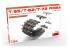 Mini Art maquette accessoires militaire 37052 RMSh maillons de chenilles utilisables pour T-55 / T-62 / T-72 Late Type 1/35