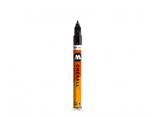 Molotow 127411 marqueur rechargeable Blanc Signal pointe 1,5mm