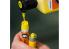Molotow 127201 marqueur rechargeable Jaune zinc pointe 2mm