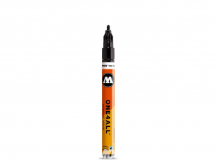 Molotow 127305 marqueur rechargeable Argent métallique pointe 2mm