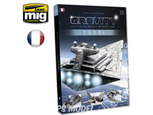 MIG Librairie 6112 GRAVITY 1.0 - SCI FI GUIDE PARFAIT DE MODÉLISME en Français