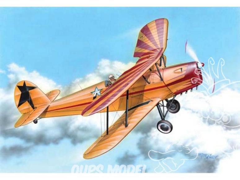Frrom maquettes avions 0027 Stampe S.V.4a Aerobatics 1/72