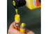 Molotow 127506 marqueur rechargeable Or métallique pointe 1,5mm