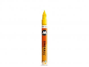 Molotow 127505 marqueur rechargeable Argent métallique pointe 1,5mm