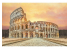 Italeri maquette architecture 68003 Le Colisee - Rome 1/500