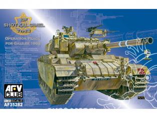 Afv club vehicule militaire 35282 IDF SHO'T KAL DALET Type B 1/35