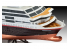 revell maquette bateau 05692 HURTIGRUTEN 125th anniversaire 1/720