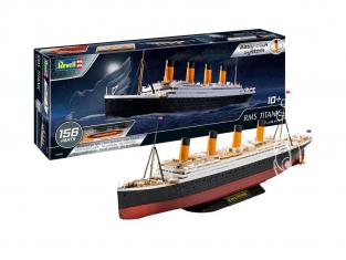 Revell maquette bateau 05498 RMS TITANIC 1/600