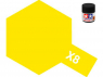 peinture maquette tamiya x08 jaune brillant 10ml